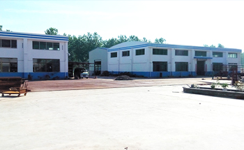 金氟隆工厂厂区