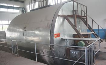 金氟隆四氟旋转炉设备